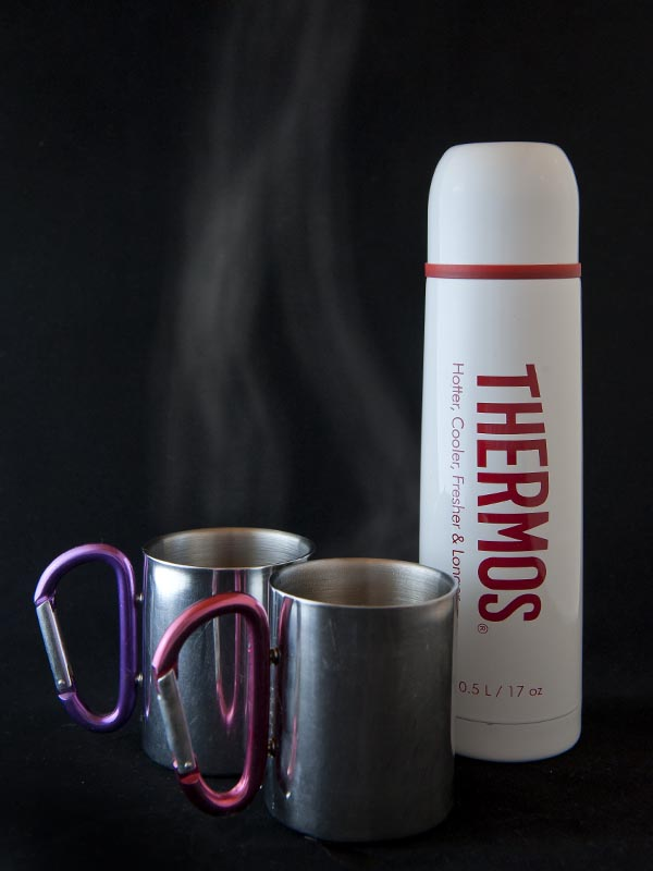 James Dewar, Thermos and the vacuum flask