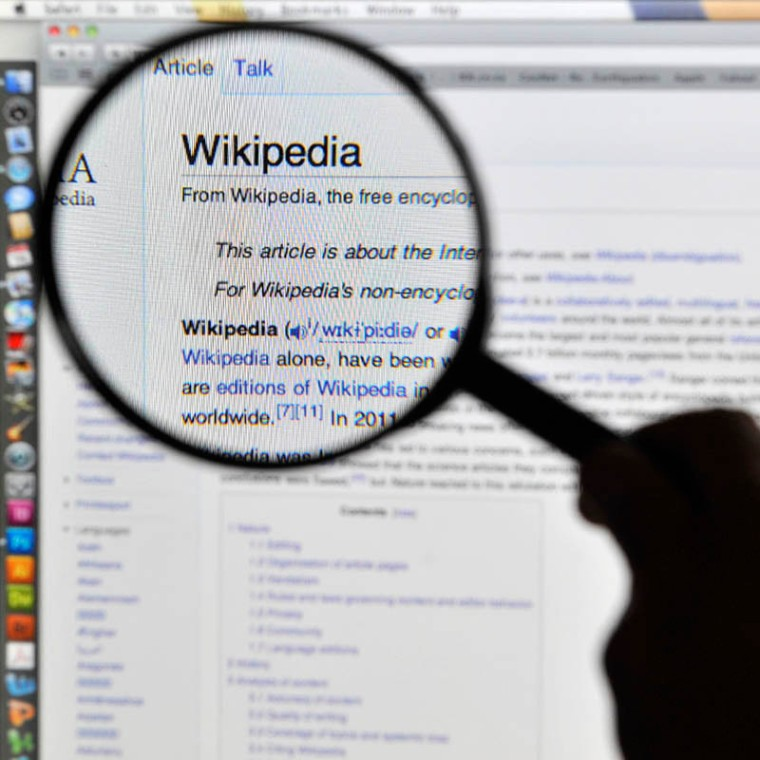Searching Wikipedia - a daily activity for millions of Internet users.(© All Rights Reserved)