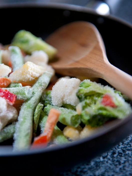 Frozen foods - convenient and practical, and a big part of many daily diets worldwide.(© All Rights Reserved)