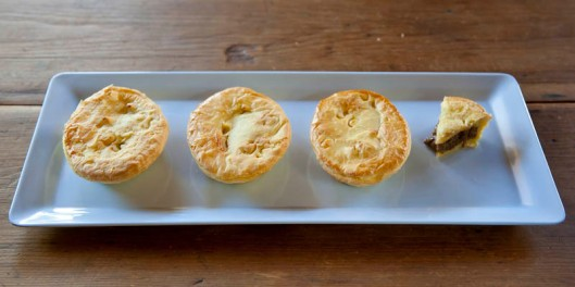 Enjoying 3.14 pies on Pi Day.(© All Rights Reserved)