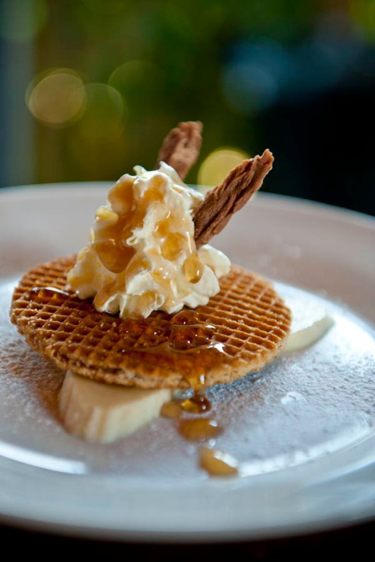 Delicious, sweet and chewy Dutch waffles, also known as 'stroopwafels' or 'stroopies'. ('Stroop' is Dutch for 'syrup'.)(© All Rights Reserved)