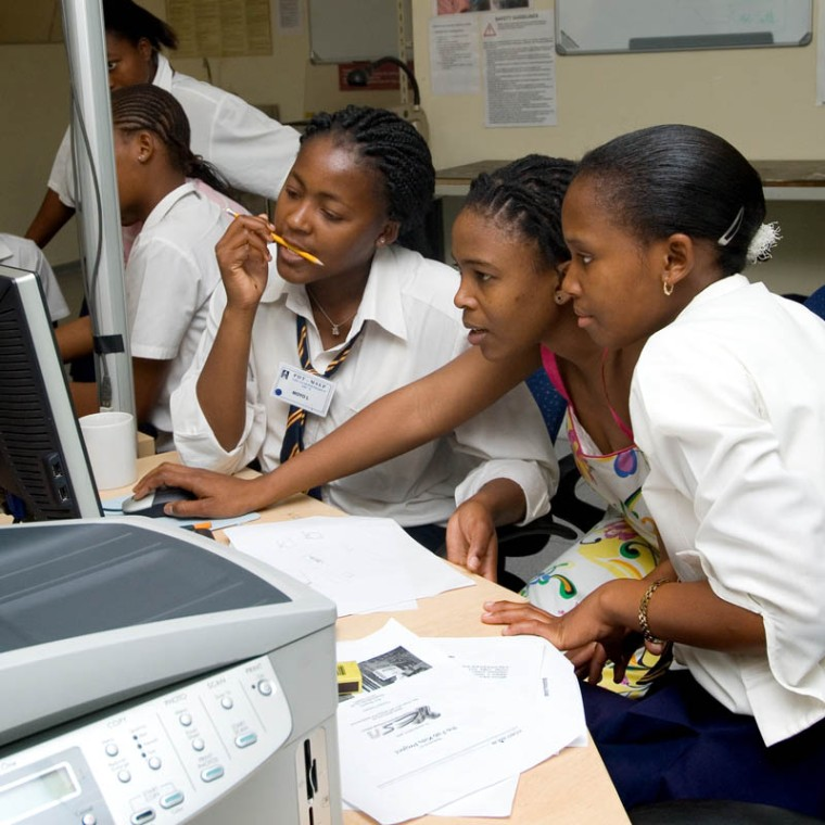 Girls in ICT Day aims to show that ICT is not boring, geeky or uncreative. (© All Rights Reserved)