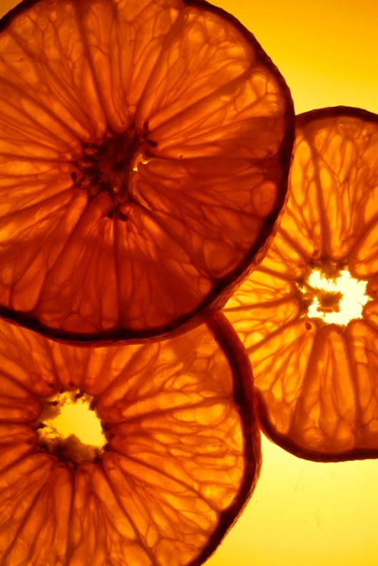 Citrus fruit is full of scurvy-fighting Vitamin C. (© All Rights Reserved)