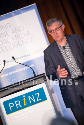 Public Relations Institute of New Zealand (PRINZ) Conference 2011