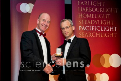 RSNZ 2012 Research Honours Dinner