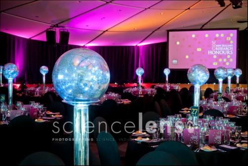 RSNZ 2012 Research Honours Dinner