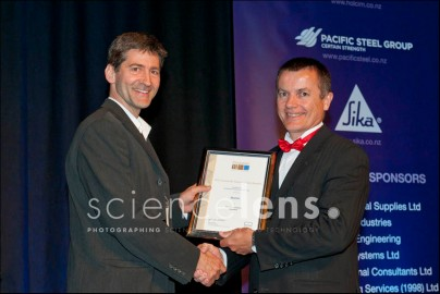 New Zealand Concrete Industry Awards 2012
