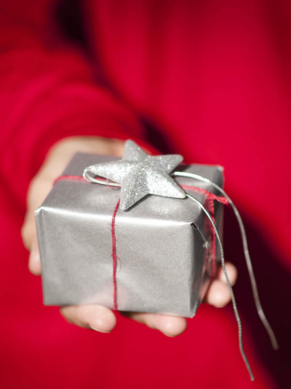 The gift - a simple gesture resulting in complex interpersonal social bonds. (© All Rights Reserved)