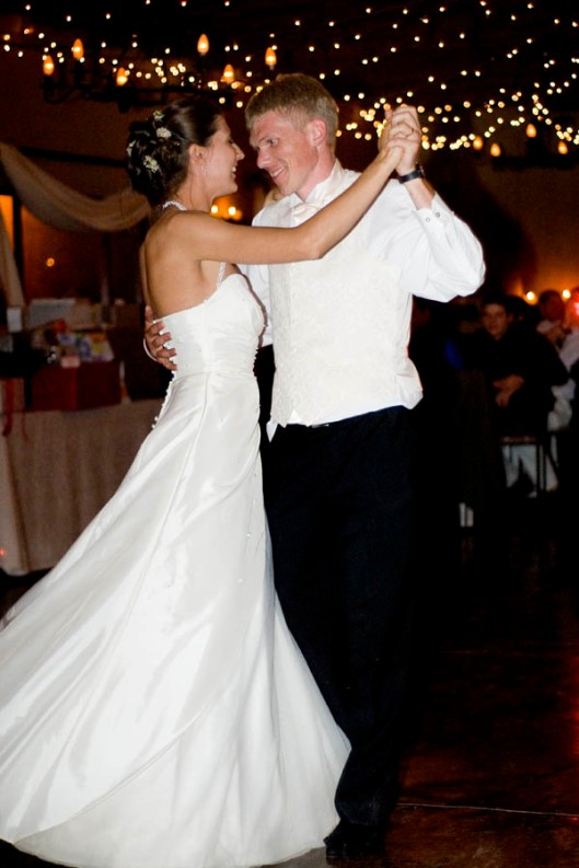 The waltz must be one of the most stylish and graceful of the classic ballroom dance styles. (© All Rights Reserved)
